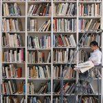 Books, E-books, and the Future of Bookshelf Browsing
