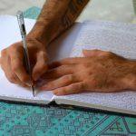 Blogtalk: More on the Habit of Journaling