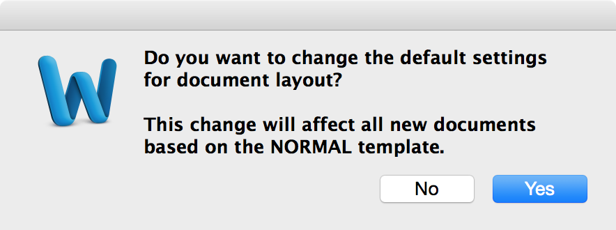 Word for writers part 3 changing document defaults for Change the normal template in word 2010
