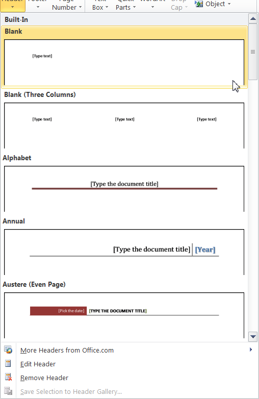 how to start page numbering on page 4 word