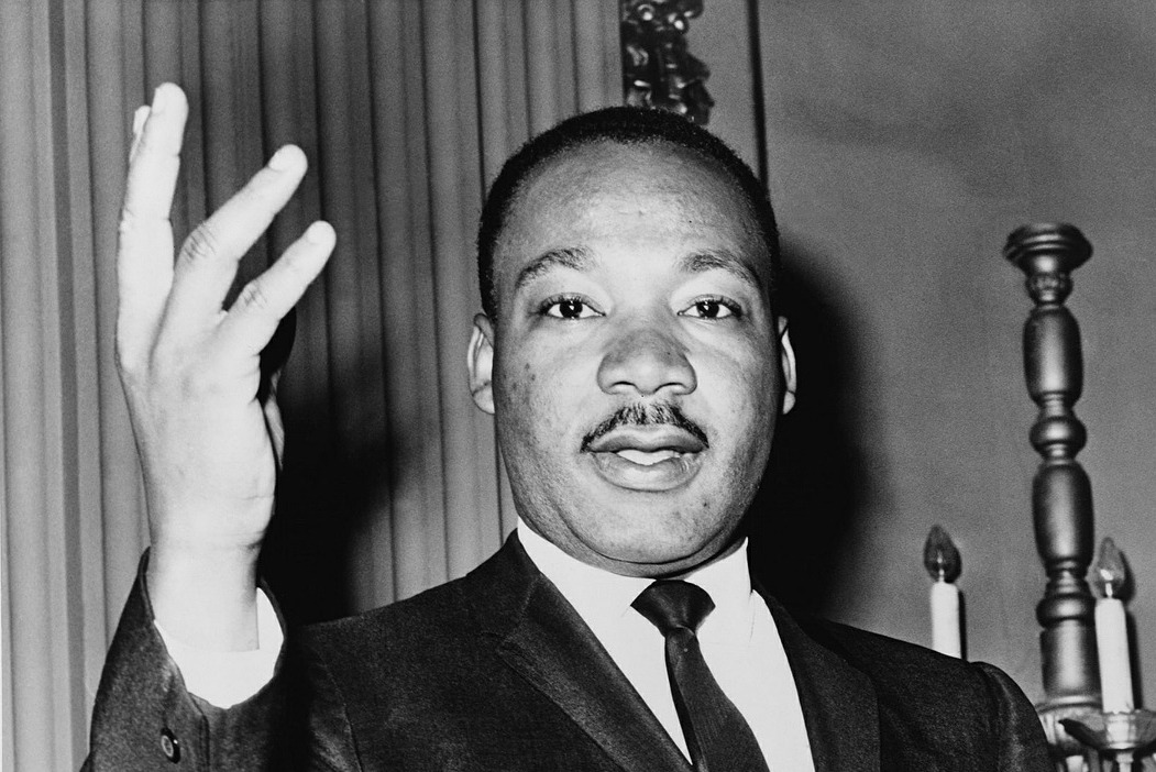 Martin Luther King's Words: Inspiration to Live and Write By
